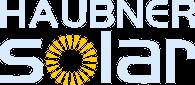 Logo von Haubner Solar GmbH